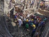تفاصيل مصرع شخص وإصابة اثنين فى انهيار سقف منزل بالإسماعيلية.. فيديو