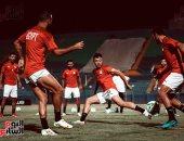 المنتخب الوطني يبدأ الاستعداد لمواجهتي أنجولا والجابون .. صور