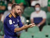 كارفخال: أتمنى عدم التعرض لمزيد من الإصابات مع ريال مدريد