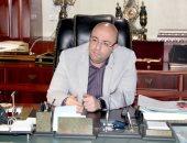 """محافظ بنى سويف يتابع مع """"الرى"""" الموقف التنفيذى لأعمال تبطين الترع"""