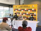 مدرب جنوب أفريقيا: سعيد لاحتراف بيرسي تاو في مصر