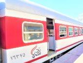 """السكة الحديد تستبدل عربات بعض قطارات القاهرة ـ مطروح بعربات """"تحيا مصر"""""""