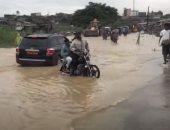فيضانات عارمة تتسبب فى انقطاع الكهرباء بإقليم جارد جنوبى فرنسا