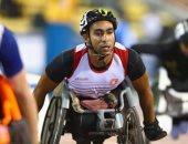 التونسي وليد كتيلة يهدي العرب ذهبية سباق 100 متر كراسي في بارالمبياد طوكيو