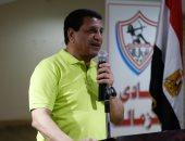 لبيب يجتمع مع فاروق جعفر وحسين السيد لحسم الجهاز المعاون لكارتيرون غدًا