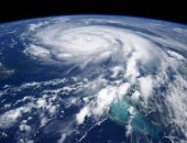 صورة لإعصار إيدا المدمر من محطة الفضاء الدولية.. هكذا تظهر الأعاصير من الأعلى
