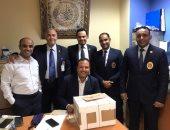 جمارك مطار شرم الشيخ تضبط محاولتى تهريب كمية من المستلزمات الطبية وأدوية
