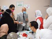 انطلاق مبادرة علاج الأمراض المزمنة والكشف المبكر عن الاعتلال الكلوى بالشرقية