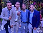 صور .. كريم فؤاد يحتفل بخطوبته بعد الانتقال إلى الأهلى