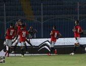 منتخب مصر يختتم تدريباته اليوم استعدادا لودية ليبيريا ببرج العرب