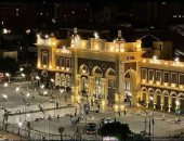 شاهد ماذا حدث فى محطة قطار الإسكندرية بعد التطوير.. صور