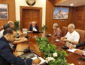 محافظ بورسعيد: نسعى للارتقاء بالقطاع الزراعى داخل سهل الطينة بشرق بورسعيد