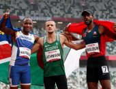 الجزائري إسكندر عثماني يتوج بذهبية سباق 400 م فى بارلمبياد طوكيو