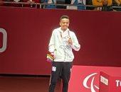 """محمد الزيات: فخور بفضية الأولمبياد فى أول مشاركة والإصابة حرمتنى من """"الذهب"""""""
