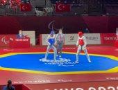 محمد الزيات يكتسح بطل العالم ويتأهل إلى نصف نهائى الباراتيكوندو فى البارالمبياد