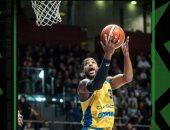 الاتحاد السكندري يضم الأمريكي بوستيك لتدعيم فريق السلة فى البطولة العربية