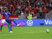 تصفيات كأس العالم .. منتخب إنجلترا يواصل انتصاراته برباعية ضد المجر