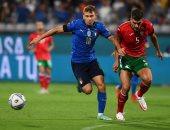 منتخب إيطاليا يسقط فى فخ التعادل ضد بلغاريا بـ تصفيات كأس العالم.. فيديو
