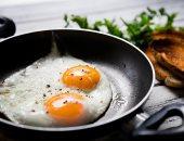 دراسة: الإفراط فى تناول البيض يزيد خطر الإصابة بسرطان البروستاتا بنسبة 70%