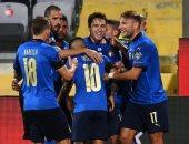 سويسرا ضد إيطاليا.. التشكيل الرسمي للآزوري في تصفيات كأس العالم