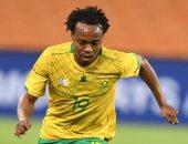 مدرب جنوب أفريقيا يكشف سبب استبعاد بيرسي تاو من قائمة مباراتى إثيوبيا