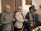 نقابة كتاب مصر توقع اتفاقية تعاون مع اتحاد الكتاب الأفارقة.. صور