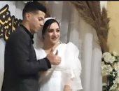 فيديو.. رقص واحتفالات فى عقد قران إمام عاشور بعد التتويج بالدورى