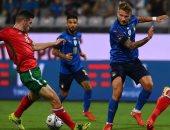 ملخص وأهداف مباراة منتخب إيطاليا ضد بلغاريا فى تصفيات كاس العالم