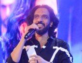 بهاء سلطان ودياب فى حفل واحد بالإسكندرية 14 أكتوبر