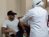 تطعيم 26 ألف مواطن بشمال سيناء ضد كورونا و7 فرق تواصل التطعيم الميدانى