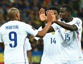 بنزيما وجريزمان يقودان منتخب فرنسا ضد فنلندا بـ تصفيات كأس العالم