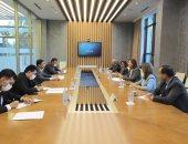 وزيرة التخطيط تبحث مع نائب رئيس الوزراء الأوزباكستانى مجالات التعاون بين البلدين