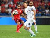 التعادل السلبي يحسم الشوط الأول من مباراة سويسرا ضد إيطاليا بتصفيات المونديال