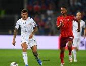 سويسرا تفرض التعادل على إيطاليا في تصفيات كأس العالم