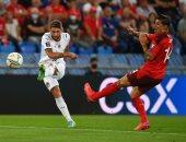 منتخب إيطاليا يحقق رقما قياسيا بعد التعادل أمام سويسرا