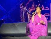 شرين عبد الوهاب تعتذر للجمهور لهذا السبب