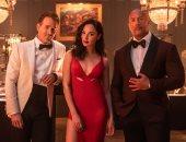 التريلر الرسمي لـ فيلم الأكشن الجديد Red Notice لـ دواين جونسون ورايان رينولدز