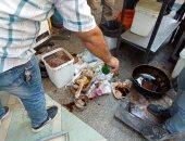 محافظ الشرقية يأمر بغلق مطعمين لتقديمهما مأكولات غير صالحة.. صور
