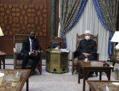شيخ الازهر يستقبل مستشار الأمن القومى النيجيرى لبحث التعاون المشترك
