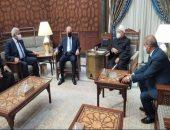 محافظ جنوب سيناء يوافق على التصديق بتخصيص 30 فدانا لإقامة فرع لجامعة الأزهر