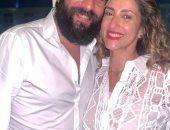 حنان مطاوع تتغزل في زوجها بمناسبة عيد زواجهما الخامس: سندي وصديقي وأبو بنتي
