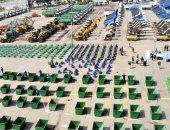 يضم 450 سيارة و2300 صندوق.. تعرف على الأسطول الجديد لهيئة النظافة القاهرة