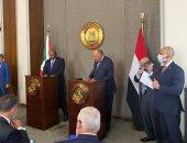 وزير الخارجية يثمن دعم بوروندى لمصر فى القضايا المتعلقة بالأمن القومى