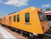 لأول مرة فى مصر.. ماكينة لفحص السكة الحديد بالموجات فوق الصوتية (صور)