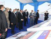 """10 معلومات عن محطة """"تحيا مصر"""" متعددة الأغراض فى ميناء الإسكندرية"""