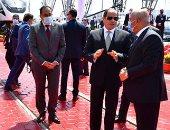 10 معلومات عن الجراج متعدد الطوابق بميناء الإسكندرية
