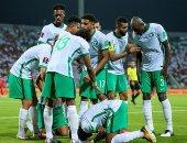 منتخب السعودية يتخطى عمان بهدف فى تصفيات كأس العالم.. فيديو