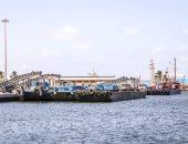 رئيس ميناء دمياط: تعميق الممر الملاحى ليصل 18.5 متر لاستقبال السفن الحديثة