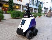 سنغافورة تتجه لنشر روبوتات للقيام بدوريات في الأماكن العامة