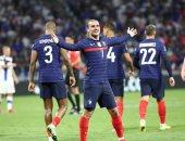 ملخص وأهداف مباراة منتخب فرنسا ضد فنلندا فى تصفيات كأس العالم